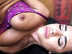 Adriana Chechik And Hard Cocked Dude Love Oral Fuck-fest