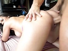 Nekane Loves Bang-out From Behind Because It Gives Her The Most Pleasure