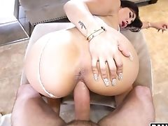 Badonkadonk From Cuba Valerie Kay Loves Every Inch Of Hard And Big Dick