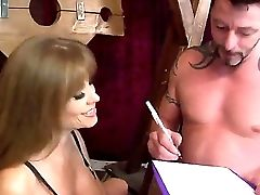 Matures Darla Crane Gives Her Caboose