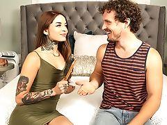 Don't Tell My Wifey I Buttfucked Her Best Friend: Vanessa Vega & Robby Echo