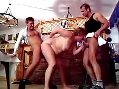 Two Spunk-pumps For Matures Fuckpig