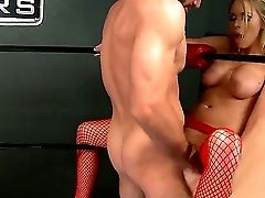 Wild Blonde Whores Brynn Tyler And Jazy Berlin With Intense Make Up And Ling Sexy Screws In Crimson Underwear Get Down On Knees And Gives Mind Inhalin