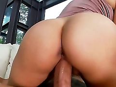 Buxom Asian Fuckfest Bomb Jessica Bangkok Sucking And Fucking Large Dick With Her Moist Fuckholes