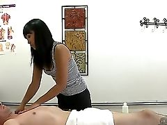Lloyd Psexy Got A Flawless Rubdown By Asian Pro Lady Yuki Mori