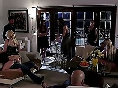 Adorable Enthralling Dark-haired Porn Industry Stars India Summer