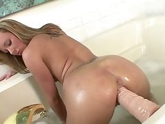 Sultry Seductress Jordan Nevaeh Is Railing Her Monster Hard As Fuck