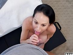 Huge-chested Sex Industry Star Mckenzie Lee Rails A Fuck Stick And A Real Deal. Hd