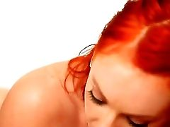 Crimson Head Chick Dani Jensen Is Hot As A Fire During This Lovely Fucking