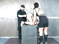 Restraint Bondage And Restrained Bitch Lorelei Lee Gets Spanked And Disciplined