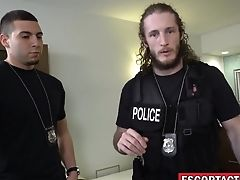 Hot Sadie Blake Penalized By Police Rod For Being An Escort