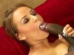 Sweet Euro Filth Pressley Carter Had Steamy Sixty Nine Pose Hookup With Black Fellow Rob Piper In Rubdown Salon