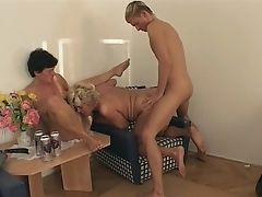 Practical Fuck-fest Education From Two Matures Moms