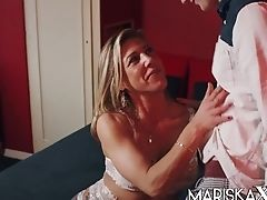 Mariskax Cougar Nikky Clarisse Fucked In All Three Crevices