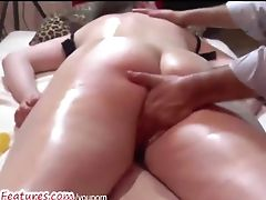 Chubby Czech Teenager Gets Erotic Rubdown And Hard Frigging