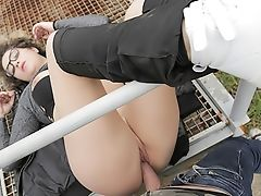 Spanish Bald Vulva Fucked