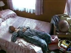 Hulya Avsar Masturbates In Couch