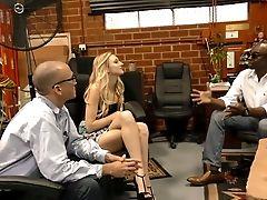 Nerdy Hotwife Hubby Observes The Way Bald Headed Black Stud Fucks Wifey