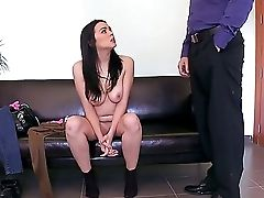 The Youthfull Pornography Superslut Claudia Bomb Comes To The Casting To Display Her Abilities, Because She Fantasies To Become The Well-liked Adult M