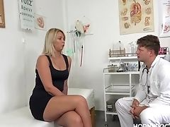 Nikky Wish Loves Her Horny Doc