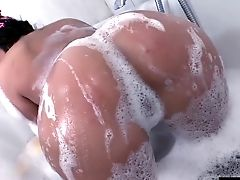 Nothing Would Please Anissa More Than The Spunky Ass Fucking Rail