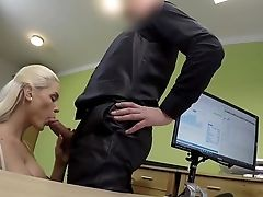 Inexperienced Blonde Goes Dirty And Wild In Insane Fuck-a-thon Scenes