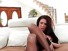Jessica Jaymes Is One Of The Baddest And Greatest Honeys In The Game And She Senses So Damn Horny At The Moment. She Starts Kneading Her Beaver On Web