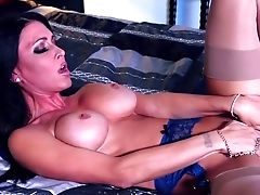 Warm Solo Along Chesty Jessica Jaymes