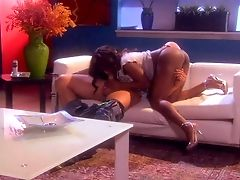 Appetizing Black Woman Jada Fire With Shapely Butt And Big